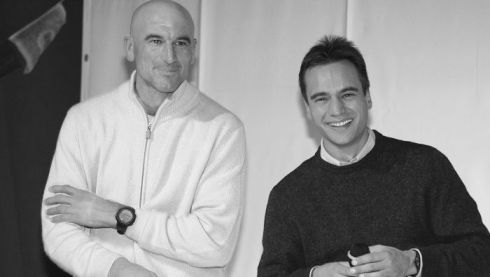 Mario Panzeri e Daniele Nardi